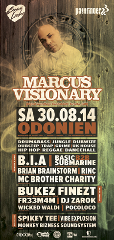 Flyer zum Event